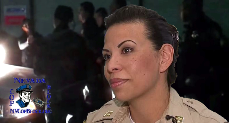 Update: Las Vegas Police Officer Previously Caught Committing Perjury Promoted (Again) to Captain